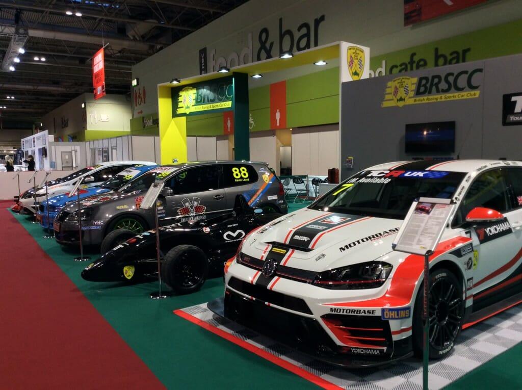 BRSCC Exhibition