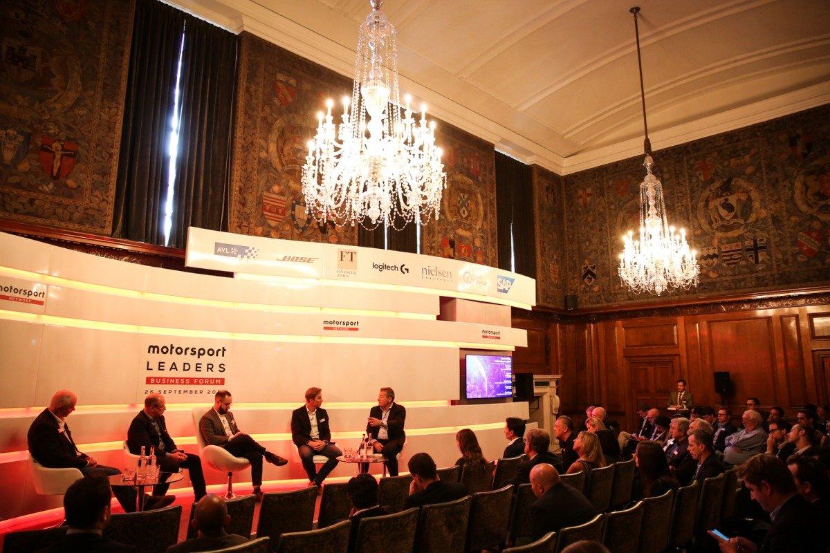 Motorsport Leaders Business Forum